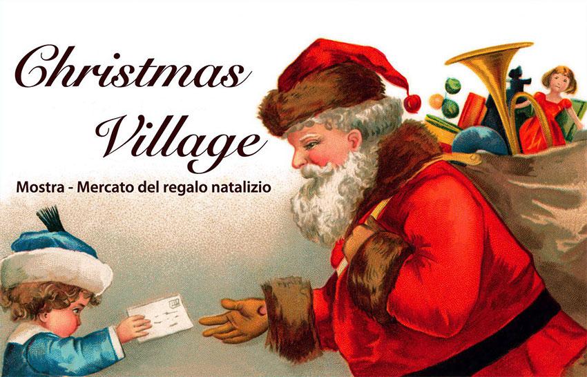 Christmas village mostra mercato del regalo natalizio for Gonzaga mercatino