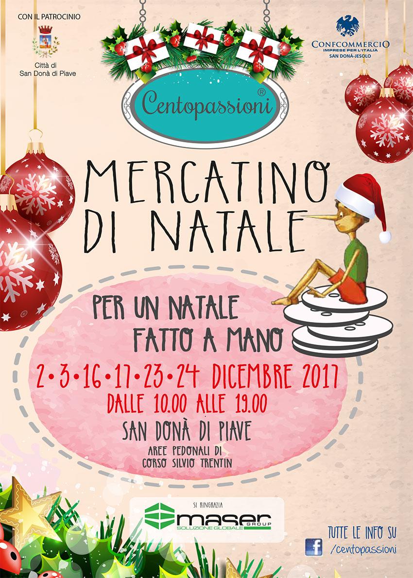 Poesie Di Natale Venete.Tutti I Mercatini Di Natale 2019 2020 In Veneto